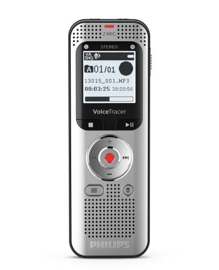 Philips VoiceTracer DVT2050 diktafon