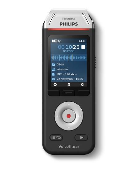 Philips VoiceTracer DVT2110 diktafon