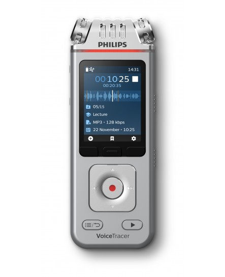 Philips VoiceTracer DVT4110 diktafon