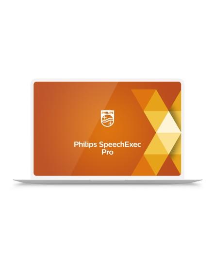 Philips SpeechExec Pro Transcribe LFH4512, 24 mån